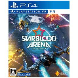 ソニーインタラクティブエンタテインメント Sony Interactive Entertainmen Starblood Arena【PS4ゲームソフト(VR専用)】