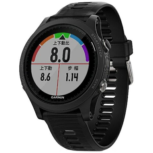 GARMIN ガーミン GPSランニング/トライアスロンウォッチ 「ForeAthlete935」 174614FA935BK (Black)[174614FA935BK]【正規品】[174614FA935BK]