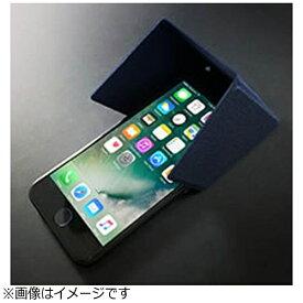 UNIQ ユニーク iPhone 7用 iShadePRO ネイビーブルー UMS-ISP01NA