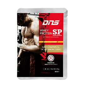 DNS ホエイプロテインSP シングルパック【フルーツミックス風味/34g(1袋)】