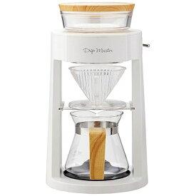 アピックス APIX ADM-200 コーヒーメーカー Drip Meister(ドリップマイスター) ホワイト[ADM200WH]
