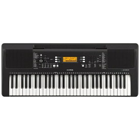ヤマハ YAMAHA キーボード PSR-E363(61鍵盤)[PSRE363]