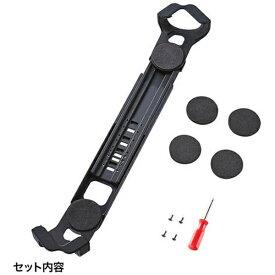 サンワサプライ SANWA SUPPLY タブレット用[10〜12.5インチ 〜厚さ20mm] eセキュリティ SLE-28STB12BKN[SLE28STB12BKN]