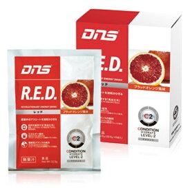 DNS プロテインドリンク DNS R.E.D. 【500ml/ブラッドオレンジ風味】