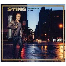 ユニバーサルミュージック スティング/ニューヨーク9番街57丁目(ジャパン・ツアー・エディション) 限定盤 【CD】