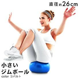 La-VIE ラ・ヴィ 健康グッズ 小さいジムボール(φ26cm/コバルト)