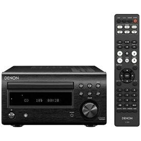 デノン Denon CDレシーバー(ブラック) RCDM41K [ワイドFM対応]