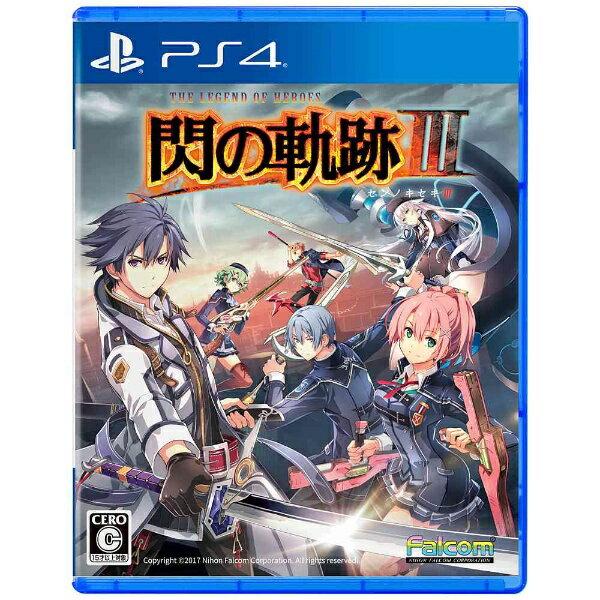 【送料無料】 日本ファルコム 英雄伝説 閃の軌跡III【PS4ゲームソフト】