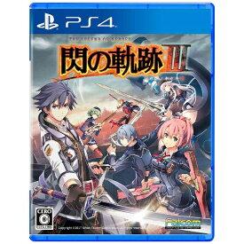 日本ファルコム Nihon Falcom 英雄伝説 閃の軌跡III【PS4ゲームソフト】