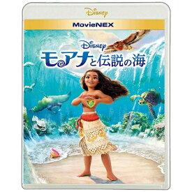 ウォルト・ディズニー・ジャパン モアナと伝説の海 MovieNEX 【ブルーレイ ソフト+DVD】