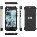 【送料無料】 CAT CAT S40 スマートフォン 「S40」・Android 5.1・4.7インチ・メモリ/ストレージ:2GB/16GB・nanoSIM×2...
