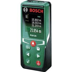 BOSCH ボッシュ ボッシュ レーザー距離計 PLR25