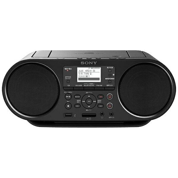 【送料無料】 ソニー SONY CDラジオ ZS-RS81BT[ZSRS81BTC]