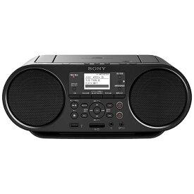 ソニー SONY CDラジオ ZS-RS81BT [Bluetooth対応 /ワイドFM対応][ラジオ録音機能付き cd プレーヤー]