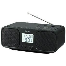 ソニー SONY CFD-S401 ラジカセ ブラック [ワイドFM対応 /CDラジカセ][ラジオ録音機能付き CFDS401BC]