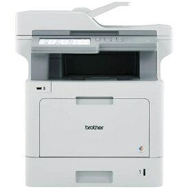 ブラザー brother レーザー複合機 JUSTIO(ジャスティオ) ホワイト MFC-L9570CDW [はがき〜A4][MFCL9570CDW]【プリンタ】
