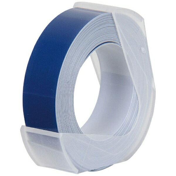 DYMO R&M「マシューズ・グロッシーテープ(つやあり/ブルー/12mm幅)」 RM912-BU