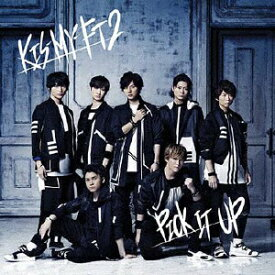 エイベックス・エンタテインメント Avex Entertainment Kis-My-Ft2/PICK IT UP 初回生産限定盤A 【CD】