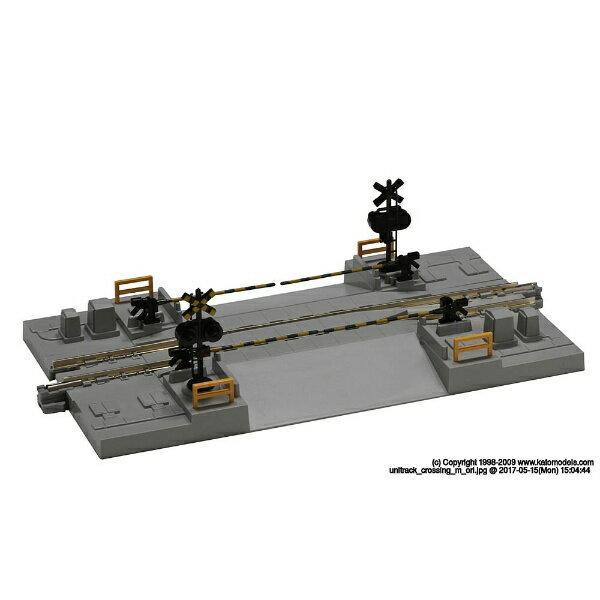 KATO カトー 【Nゲージ】20-027 踏切線路#2 124mm