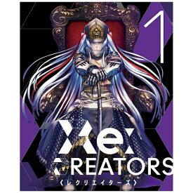 ソニーミュージックマーケティング Re:CREATORS 1 完全生産限定版 【DVD】
