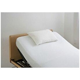 フランスベッド FRANCEBED 【まくらカバー】のびのびピッタピロケース(39×52cm/ホワイト)【日本製】 フランスベッド