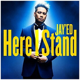 日本コロムビア NIPPON COLUMBIA JAY'ED/Here I Stand 【CD】