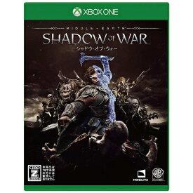 ワーナーブラザースジャパン Warner Bros. シャドウ・オブ・ウォー【Xbox Oneゲームソフト】