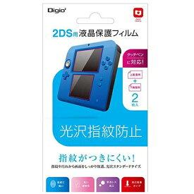 ナカバヤシ Nakabayashi 2DS用 液晶保護フィルム 光沢指紋防止 GAF-2DSFLS[3DS]