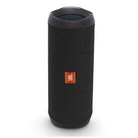 JBL JBLFLIP4BLK ブルートゥース スピーカー ブラック [Bluetooth対応 /防水][JBLFLIP4BLK]