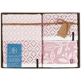 丸眞 ギフトタオル おり織り(WT2・FT1) ピンク[生産完了品 在庫限り]