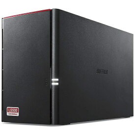 BUFFALO バッファロー ネットワークHDD 6TB[有線LAN/USB・Android/iOS/Mac/Win] LS520DN0602B[LS520DN0602B]
