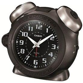 カシオ CASIO 目覚まし時計 Sleep Buster ブラック TQ-645S-8BJF [アナログ][目覚まし時計 大音量]