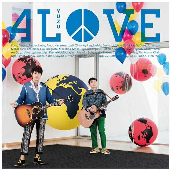 バップ ゆず/「4LOVE」EP 【CD】