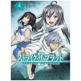 ワーナー・ブラザース・ホームエンターテイメント ストライク・ザ・ブラッド II OVA Vol.4 初回仕様版 【ブルーレイ ソフト】