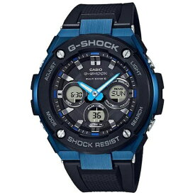 カシオ CASIO G-SHOCK(G-ショック) 「G-STEEL (Gスチール) MULTI BAND 6」 GST-W300G-1A2JF[GSTW300G1A2JF]【point_rb】