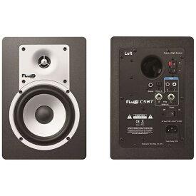 FLUIDAUDIO フルイドオーディオ ブルートゥース スピーカー C5BT ブラック [Bluetooth対応][C5BT]