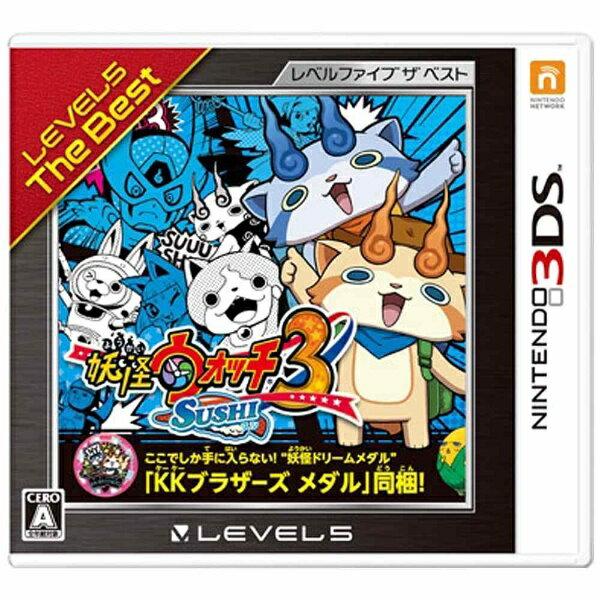 レベルファイブ 妖怪ウォッチ3 スシ レベルファイブ ザ ベスト【3DSゲームソフト】
