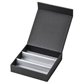 名古屋眼鏡 Nagoya Gankyo 3本収納 コレクションBOX(ブラック)2550-01