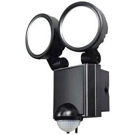 ELPA エルパ 【屋外用】コンセント式ELDセンサーライト ESL-SS802AC