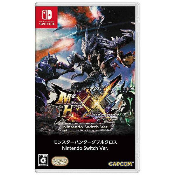 【送料無料】 カプコン モンスターハンターダブルクロス Nintendo Switch Ver.【Switchソフト】