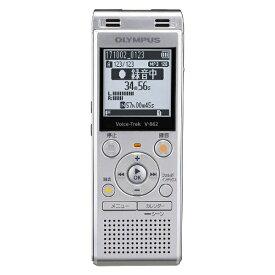 オリンパス OLYMPUS V-862 ICレコーダー Voice-Trek シルバー [4GB][V862SLV]