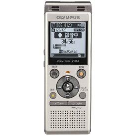 オリンパス OLYMPUS V-863 ICレコーダー Voice-Trek シャンパンゴールド [8GB][V863GLD]