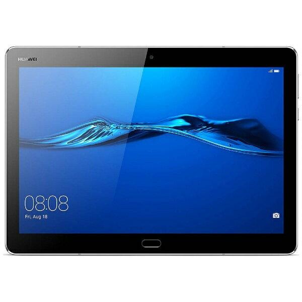 【送料無料】 HUAWEI Androidタブレット [10.1インチ・MSM8940・ストレージ32GB・メモリ3GB・WI-FIモデル] MediaPad M3 Lite 10 BAH-W09 (2017年6月モデル)[BAHW09]