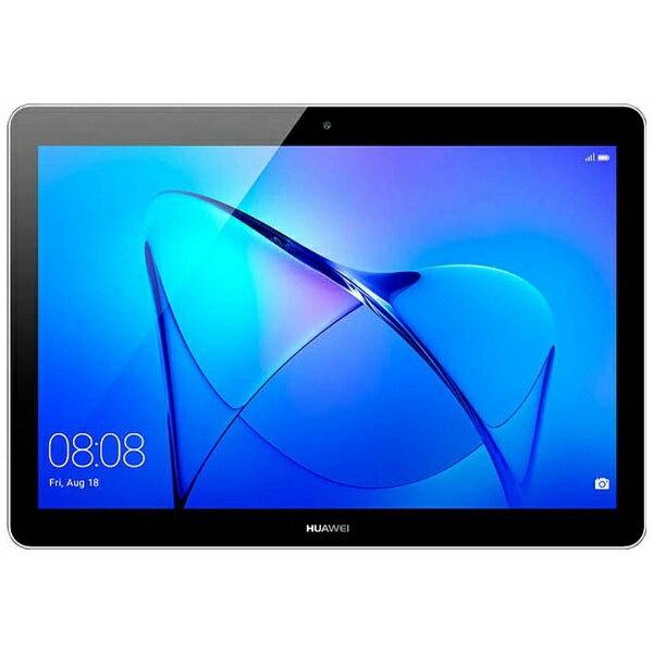 【送料無料】 HUAWEI Androidタブレット [9.6インチ・MSM8917・ストレージ16GB・メモリ2GB・WI-FIモデル] MediaPad T3 10 AGS-W09 (2017年6月モデル)[AGSW09]