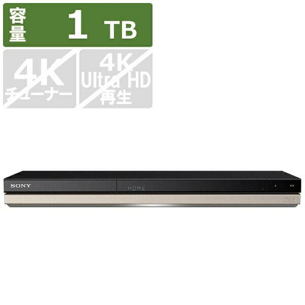 【送料無料】 ソニー 1TB HDD内蔵 ブルーレイレコーダー BDZ-ZW1500(別売USB HDD録画対応)