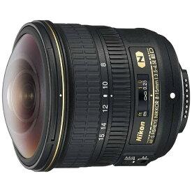 ニコン Nikon カメラレンズ AF-S Fisheye NIKKOR 8-15mm f/3.5-4.5E ED NIKKOR(ニッコール) ブラック [ニコンF /ズームレンズ][AFS815E]