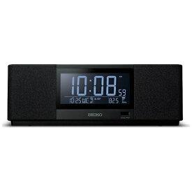 セイコー SEIKO 置き時計 マルチサウンドクロック 黒 SS501K[SS501K]