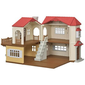 エポック社 EPOCH シルバニアファミリー 赤い屋根の大きなお家