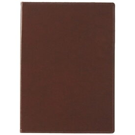 セキセイ SEKISEI ベルポスト クリップファイル ブラウン BP-5724-40