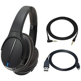 オーディオテクニカ audio-technica デジタルワイヤレスヘッドホン ATH-DWL770R [リモコン対応 /ワイヤレス /ハイレゾ対応][ATHDWL770R]
